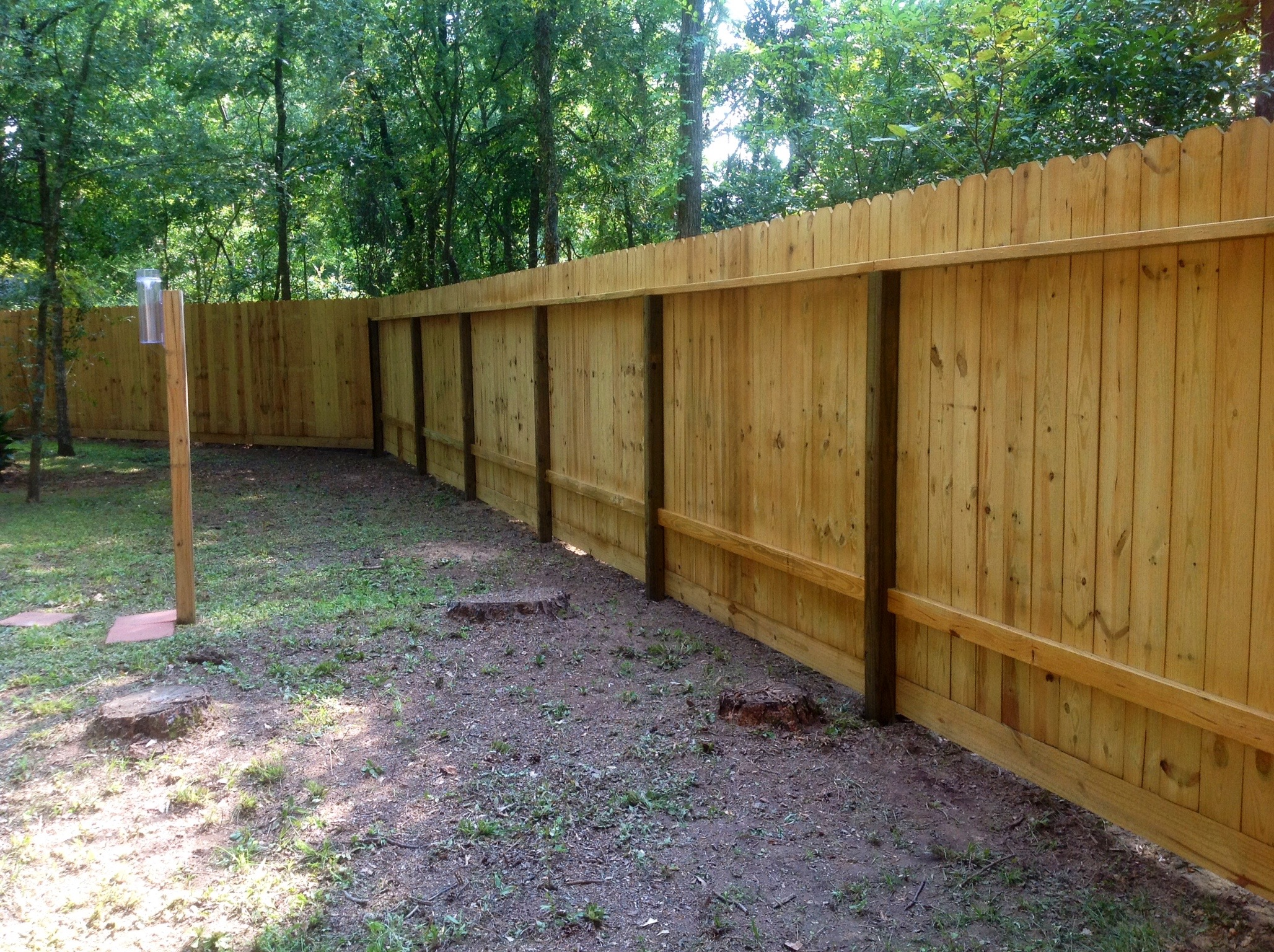 Bardos fencing steel art well be happy to go over any details about installing your new fence and answer any questions you may have in regards to fencing installations in general baanklon Gallery